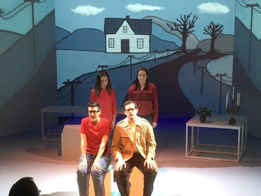 Edge writers cover Pandora Productions' Louisville premiere of 'Fun Home'