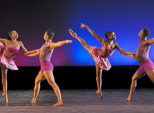 Young journalists document Dance Theatre of Harlem in Louisville, learn company history