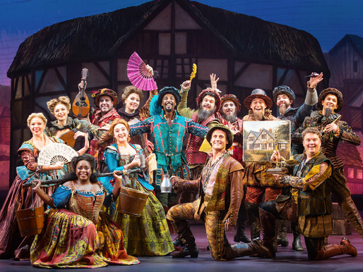 Young writers get a laugh from 'Something Rotten!'