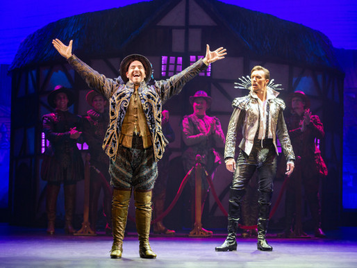 Review | 'Something Rotten!' makes for show-stopping crude fun