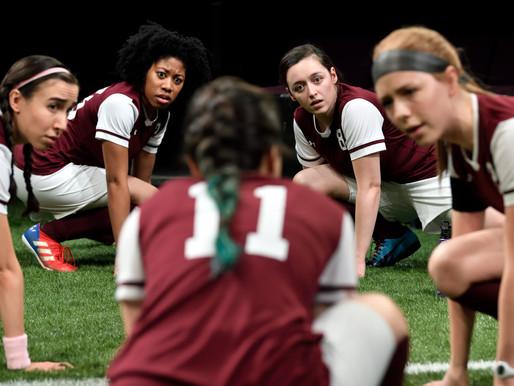 Movement, body care underscore 'The Wolves' at Actors Theatre