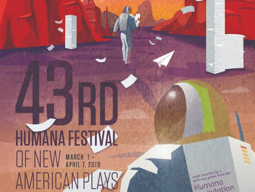 Actors Theatre's 43rd Humana Festival — reported on by a younger generation of arts journalists