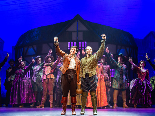 Review | 'Something Rotten!' clashes with classic Shakespeare