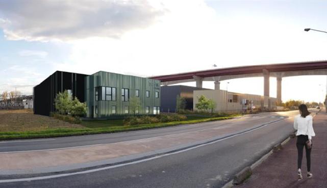 Entrepôt et bureaux TECHNIC'BOISSONS