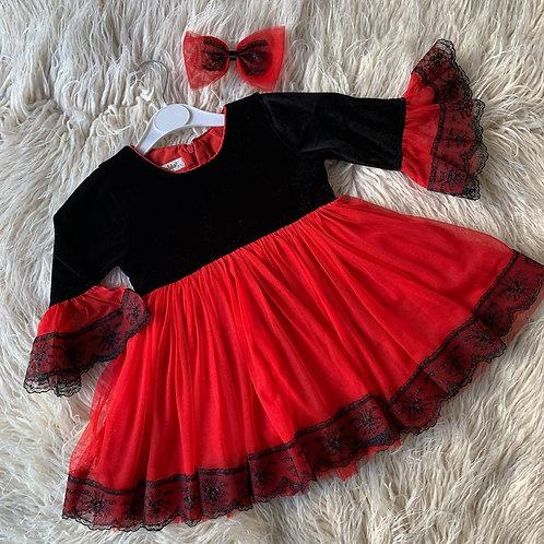 Christmas Red Dress