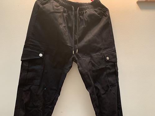Women black jeans pants