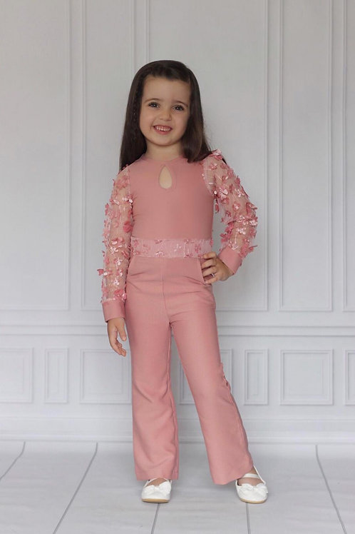 Girl's Fancy Jumpsuit