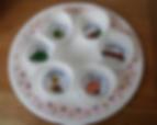 Make a Seder plate