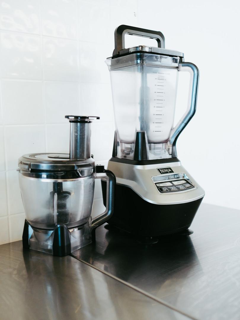 Mixer-blender
