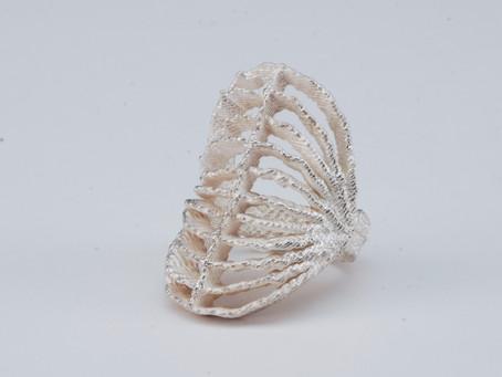 Sepia Silberschmuck von Hector Lasso