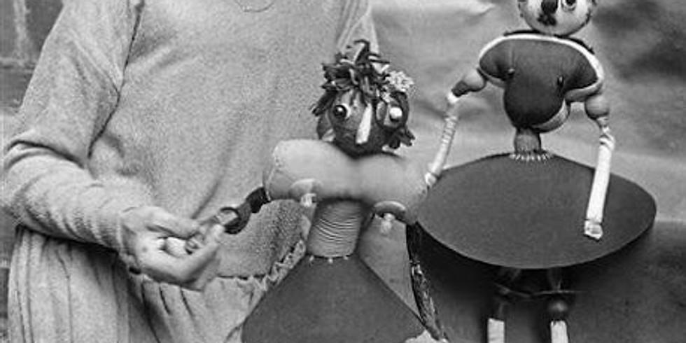 Die Dadaistische Puppe