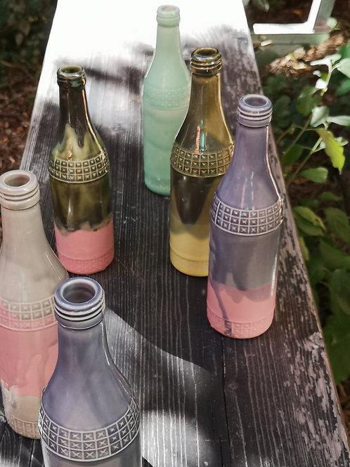 Flasche Keramik