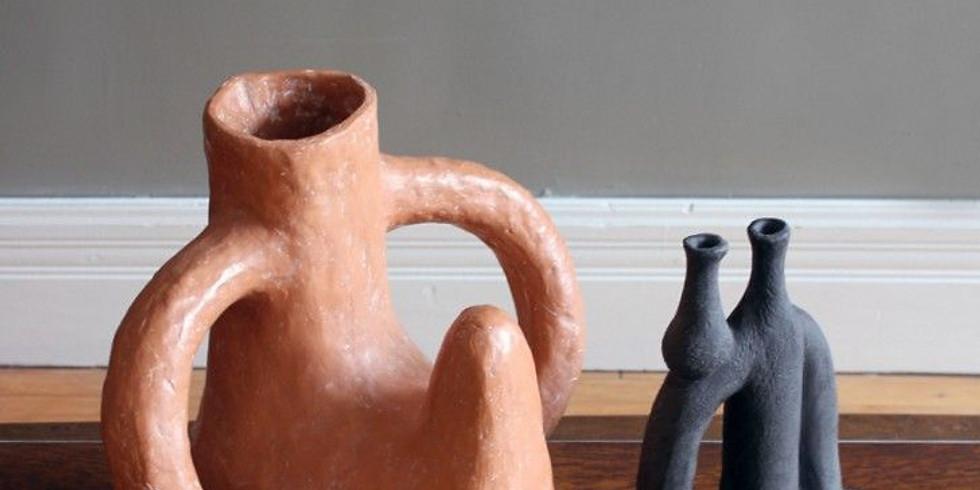 Offenes Keramik Arbeiten