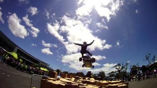 V Chilli Bin Jump