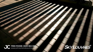 Sky Louvres - Johnson & Couzins TVC