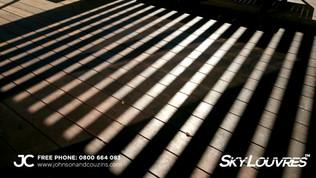 Sky Louvres - Johnson & Couzins TVC