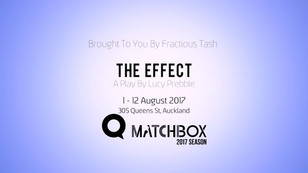 The Effect - Q Theatre