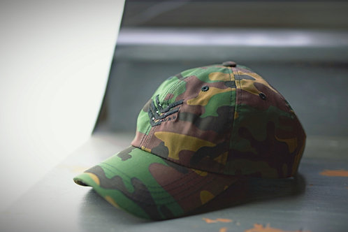 EXECUTIVE CAMO HAT