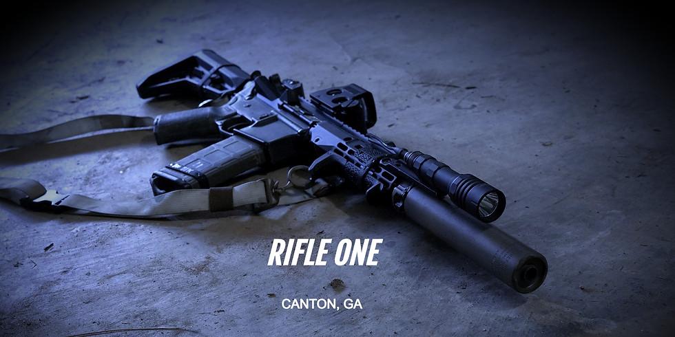 Rifle One