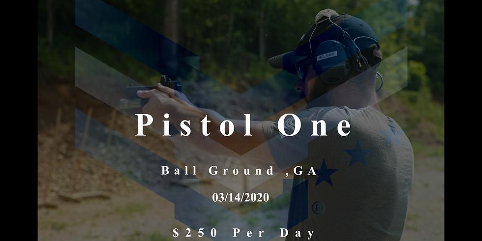 Pistol One