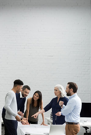 group-serious-business-people-having-bra