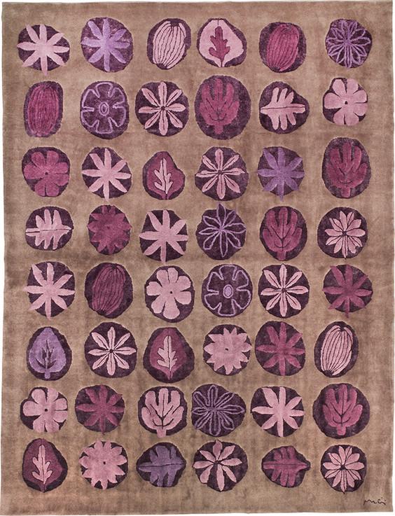 Flora Purple by Aldo Cibic