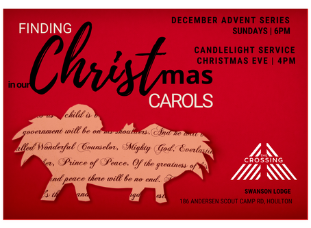 Anticipating Advent at The Crossing