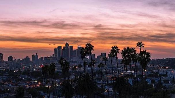 daylight savings time LA skyline_edited.