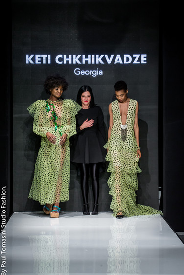 Keti CHKHIKVADZE