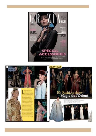 A. Oriental Fashion Show Istanbul 2018 show: https://bit.ly/2AYrkIs  B Oriental Fashion Show global coverage, June-Dec. 2018: https://  bit.ly/2MuB4yH  OFS Istanbul 2018 Coveragebook - https://bit.ly/2AYrkIs  85 pieces, with estimated reach of half-a-billion people!  Here is the link to the PDF of the Istanbul Coveragebook, which you  can download: https://bit.ly/2DwklrA  OFS global, June-Dec 2018 Coveragebook - https://bit.ly/2MuB4yH  71 pieces, with estimated reach of 1.26 billion people!  Here is the link to the PDF of the global Coveragebook, which you can  also download: https://bit.ly/2UeA7Ns  https://bit.ly/2MpD1yw