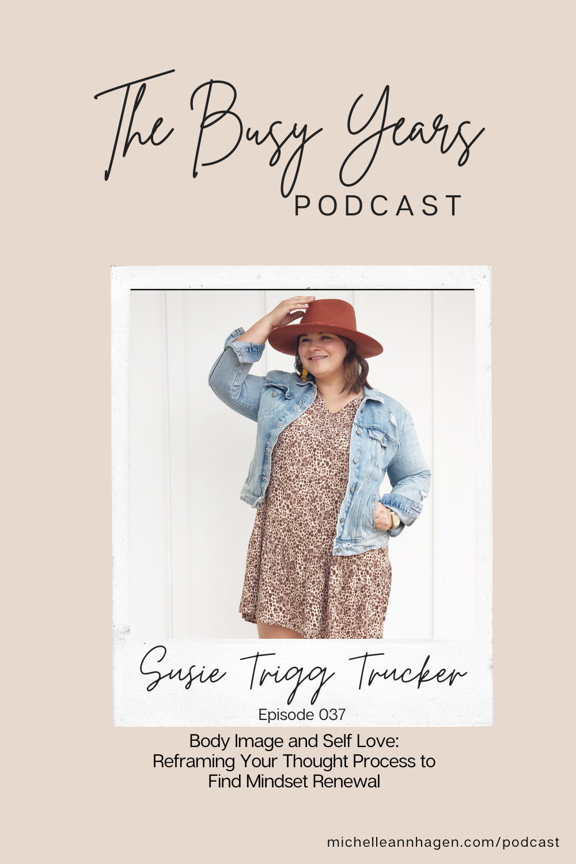 Susie Trigg Trucker - Michelle Hagen
