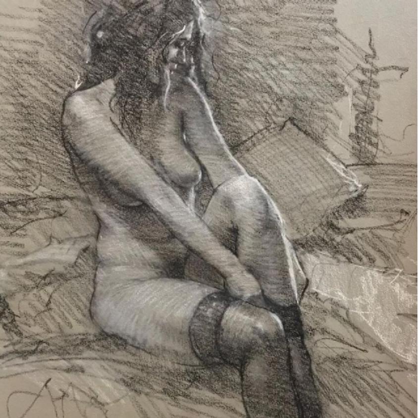 Virtual Life Drawing with Bryce Cameron Liston
