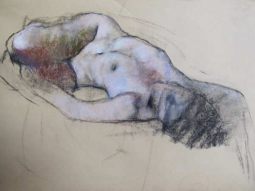 Recording: Life Drawing with Martin Campos