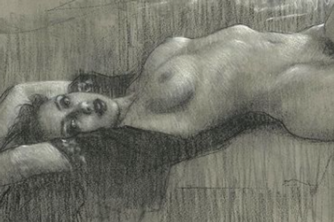 Recording: Life Drawing with Bryce Cameron Liston