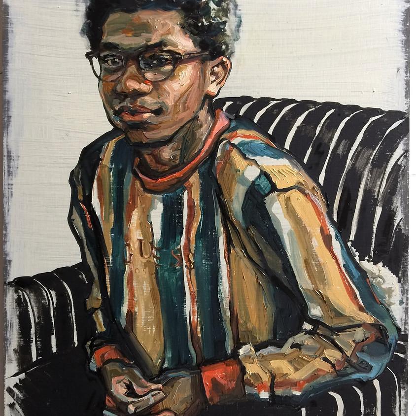 Virtual Portrait Painting w/ Agnes Grochulska