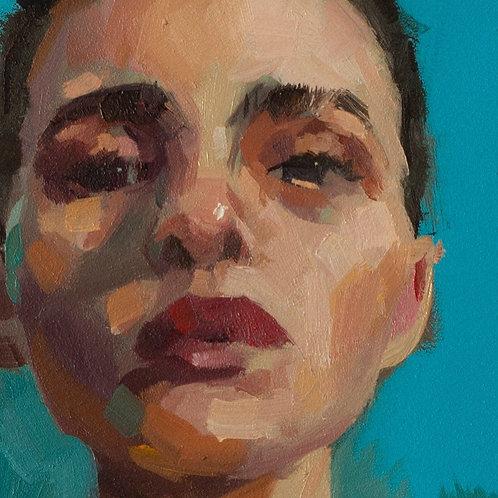 Recording: Portrait Painting with Tommy Golunski