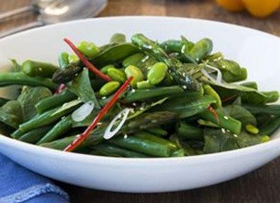 SS21 Salad - Spring Green Bean & Asparagus GF / VGN