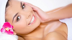 Antioxidant facial