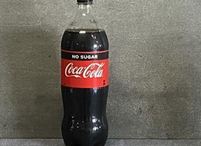 Coke No Sugar 1.25l
