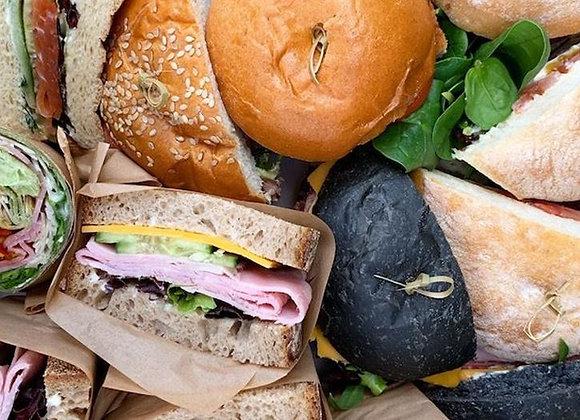 Signature Sandwiches & Wraps