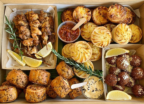 Party Pack Box (50 Pieces)