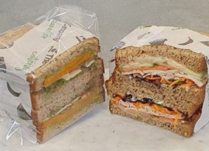 Individually wrapped - Classic Cobb Sandwich