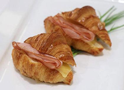 Savoury croissants - mini