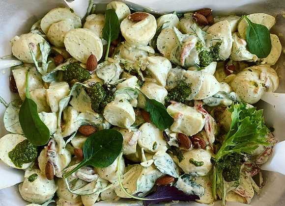 Baby Potato & Basil Salad (VEG)