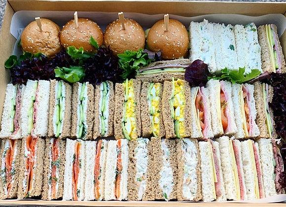 High Tea Finger Sandwiches