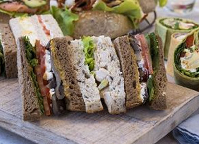 Healthy Office Traditional Pointed Sandwich