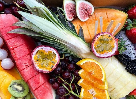 Seasonal Fruit & Berries Platter