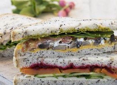 Healthy Office Gluten Free Gourmet Sandwich Gf