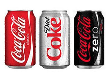 Soft drink can - 355ml