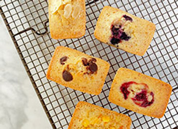 Assorted friands
